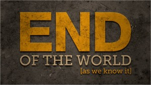 End of the world title